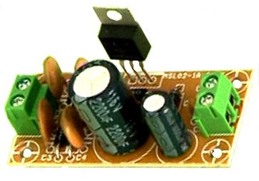 Sait Modul sursa lin LM 7805