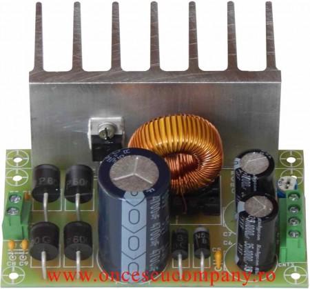 Sursa 2576T-ADJ modul cu radiator web